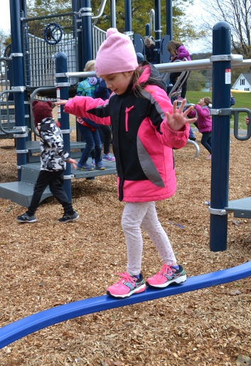 New Playground Delights at Guilford Elementary PHOTO 3