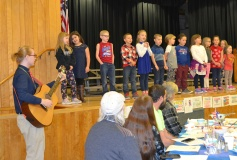 Students Celebrate Vets with Songs, Ceremonies & More PHOTO 2